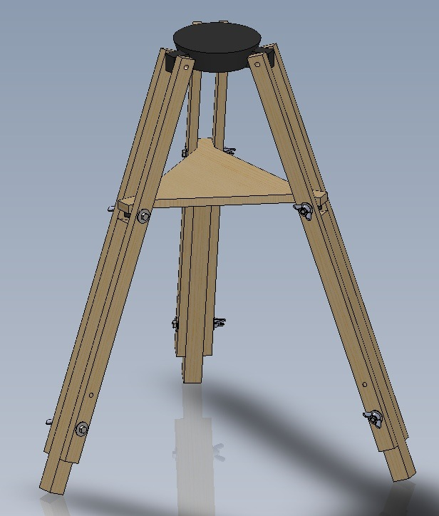 Telescope Tripod Plans Plans Free Download | disagreeable02dif