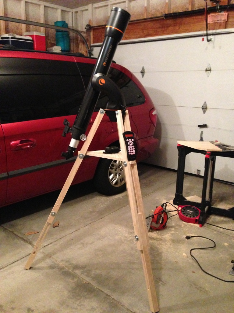 Everyone Tripod Finished Product